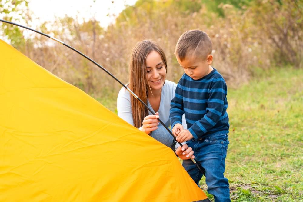Choisir un camping avec un club enfants-2
