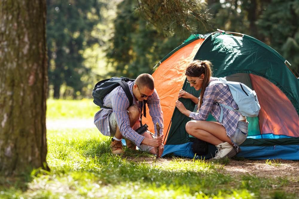 Faire du camping en Croatie-1