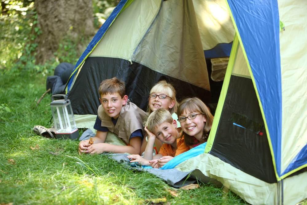 Les activités en club enfant en camping-1