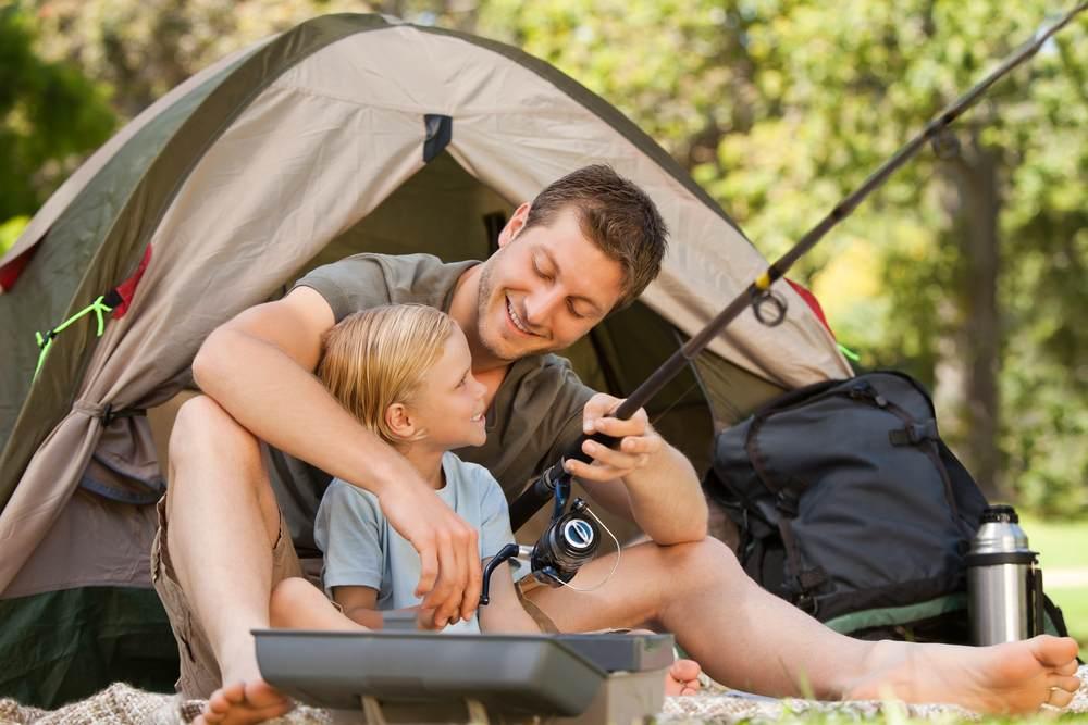 Partir à la pêche en camping-1