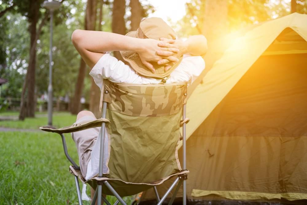 Profiter du camping pour se relaxer-1