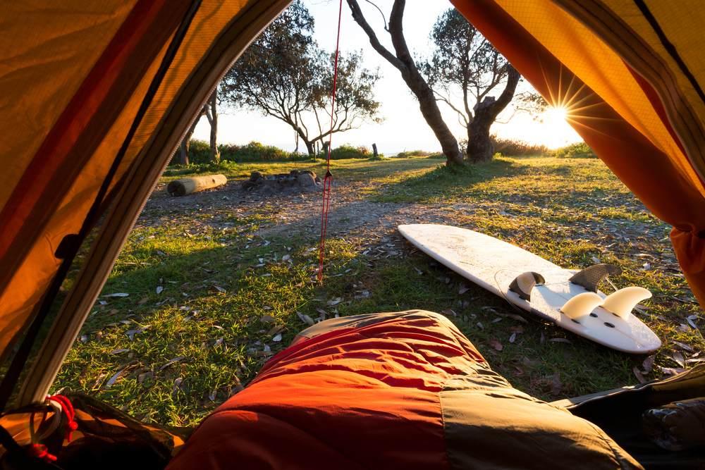 Qu'est-ce qu'il faut prendre pour le camping-1