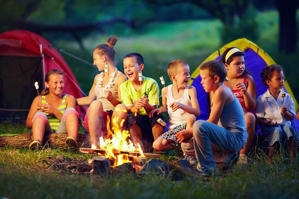 S'amuser en camping avec les enfants-1