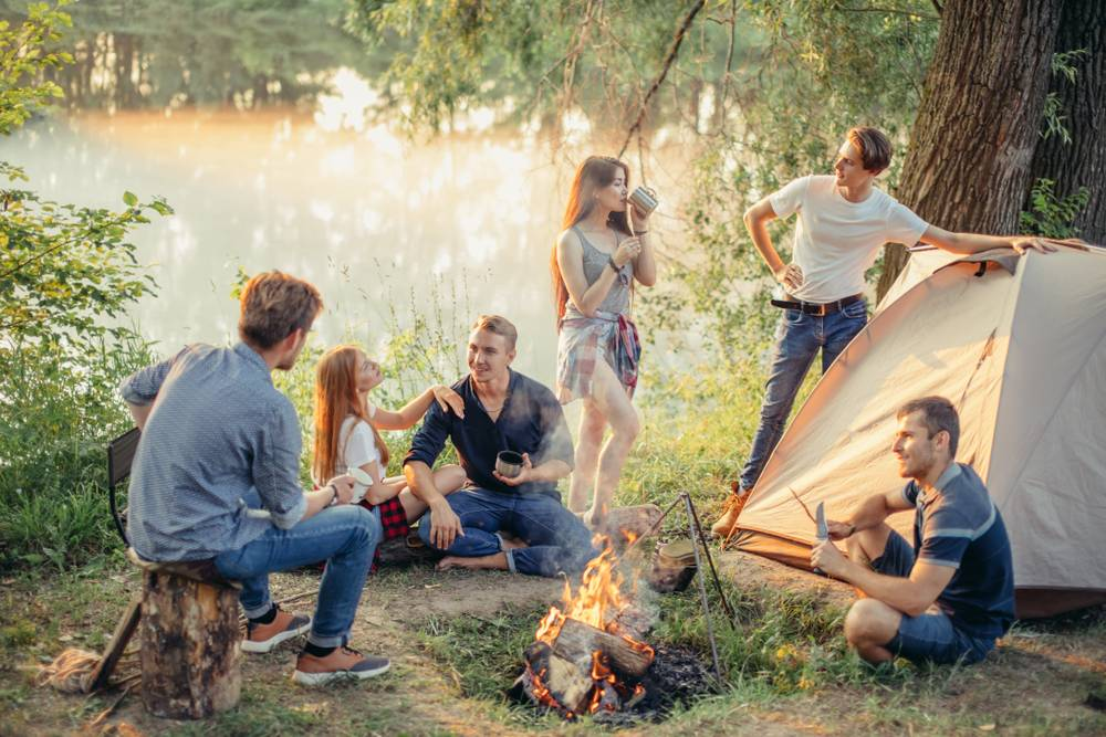 Faire des rencontres inoubliables grâce au camping-2
