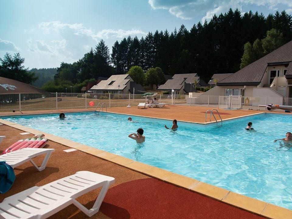 Village de Vacances Les Logis de Sèchemailles  - Camping Correze