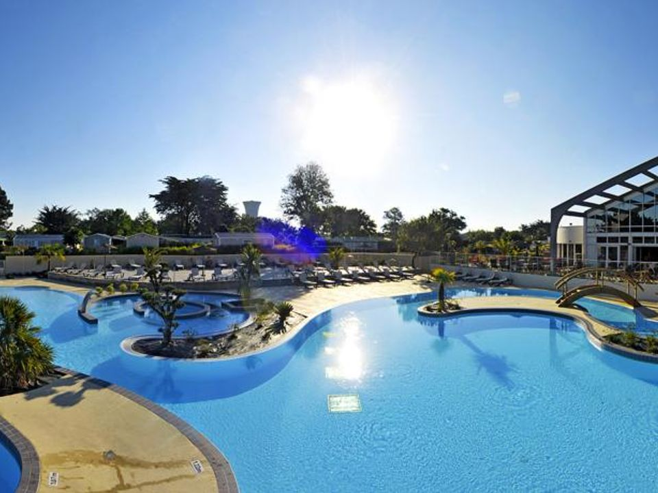 Camping Les Grosses Pierres - Camping Charente-Maritime