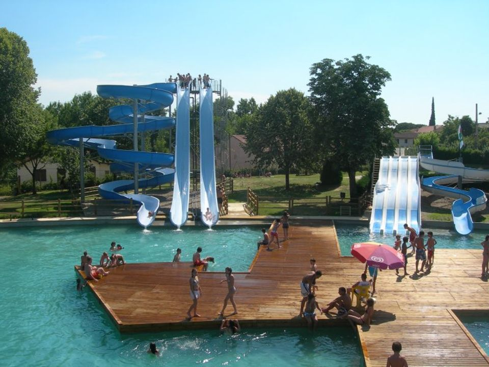 Camping Domaine Le Pardaillan, 3* - 1