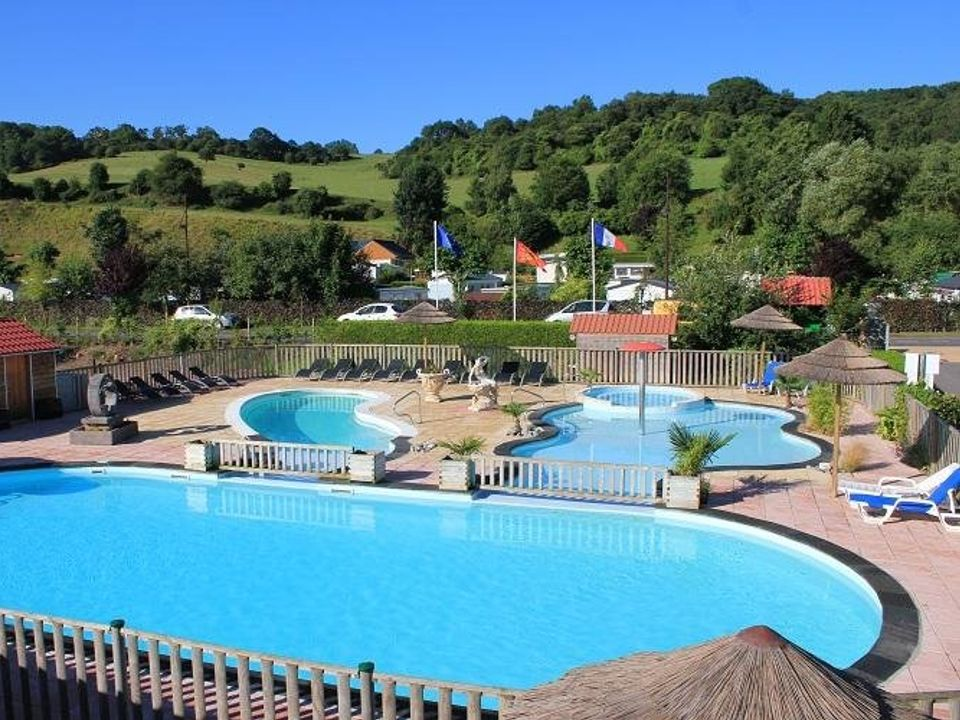 Camping Le Marqueval - Camping Seine-Maritime