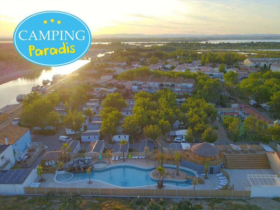 Camping Robinson - Camping Paradis - Camping Herault
