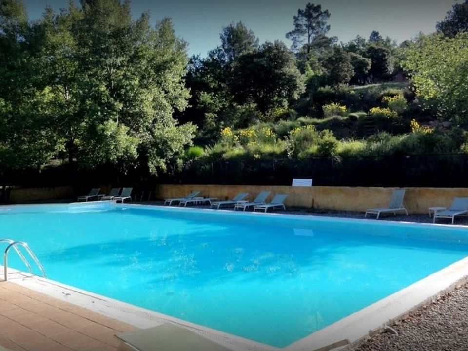 Village Vacances La Colline des Ocres - Camping Vaucluse
