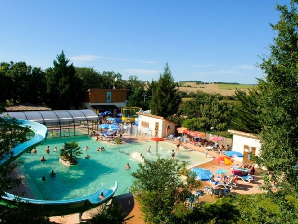 Aramis - Camping Sites et Paysages - Camping Gers