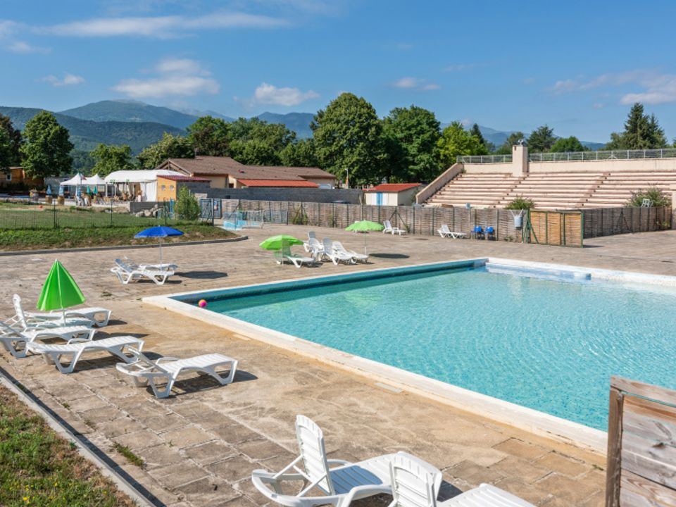 Camping Le Pré Cathare - Camping