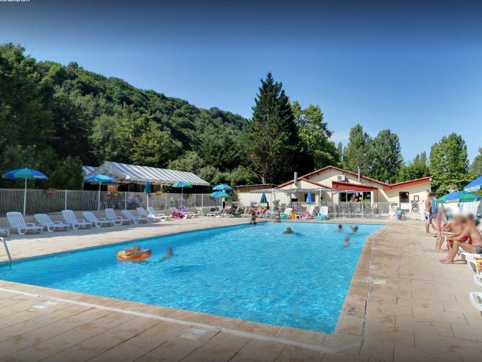 Camping Les Bö-Bains  - Camping Dordoña