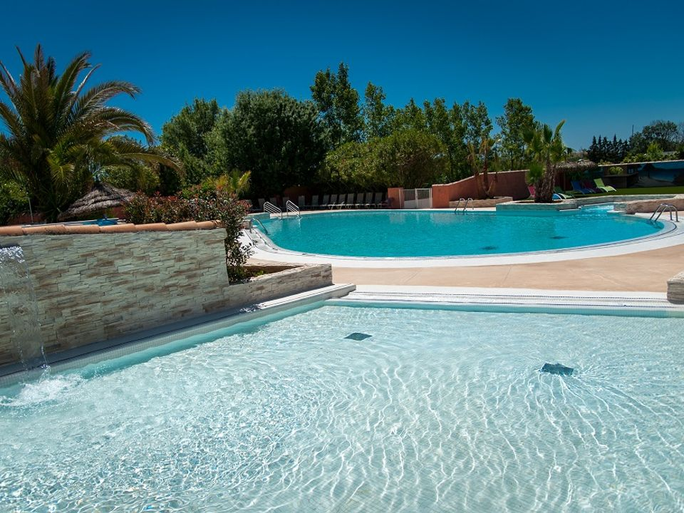 Camping L'Escale - Camping Herault