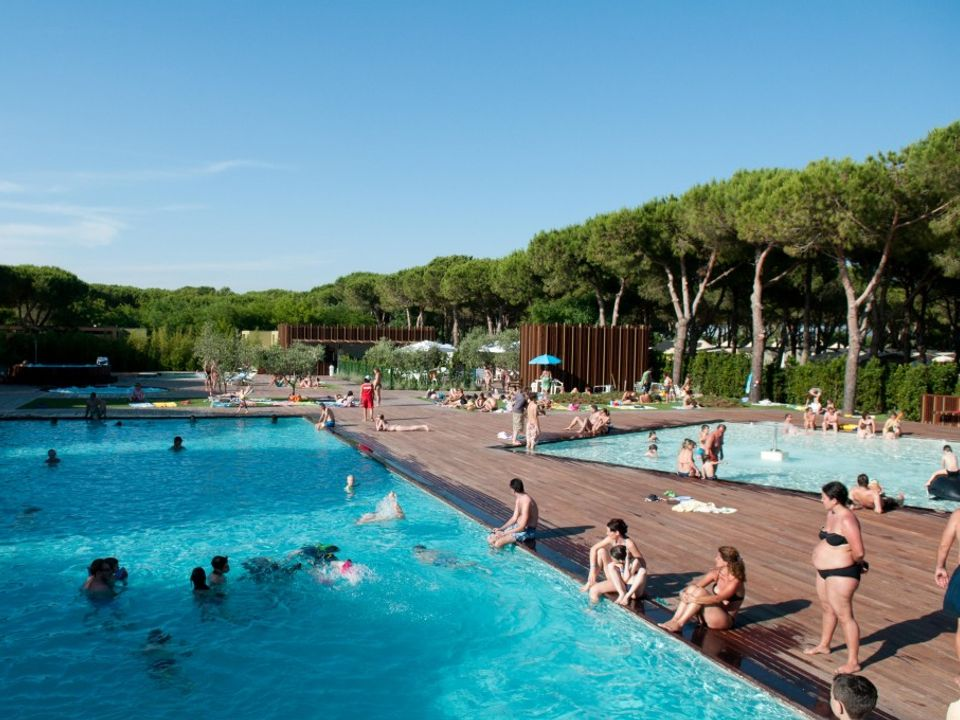 Camping Orbetello Village - Camping Grosseto