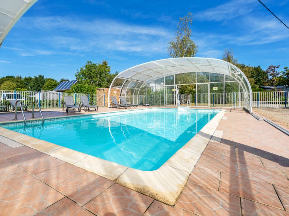 Camping Le Grearn - Camping