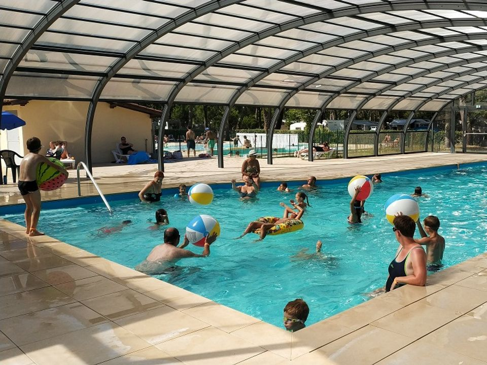 Camping Fontaine Vieille - Camping Gironde