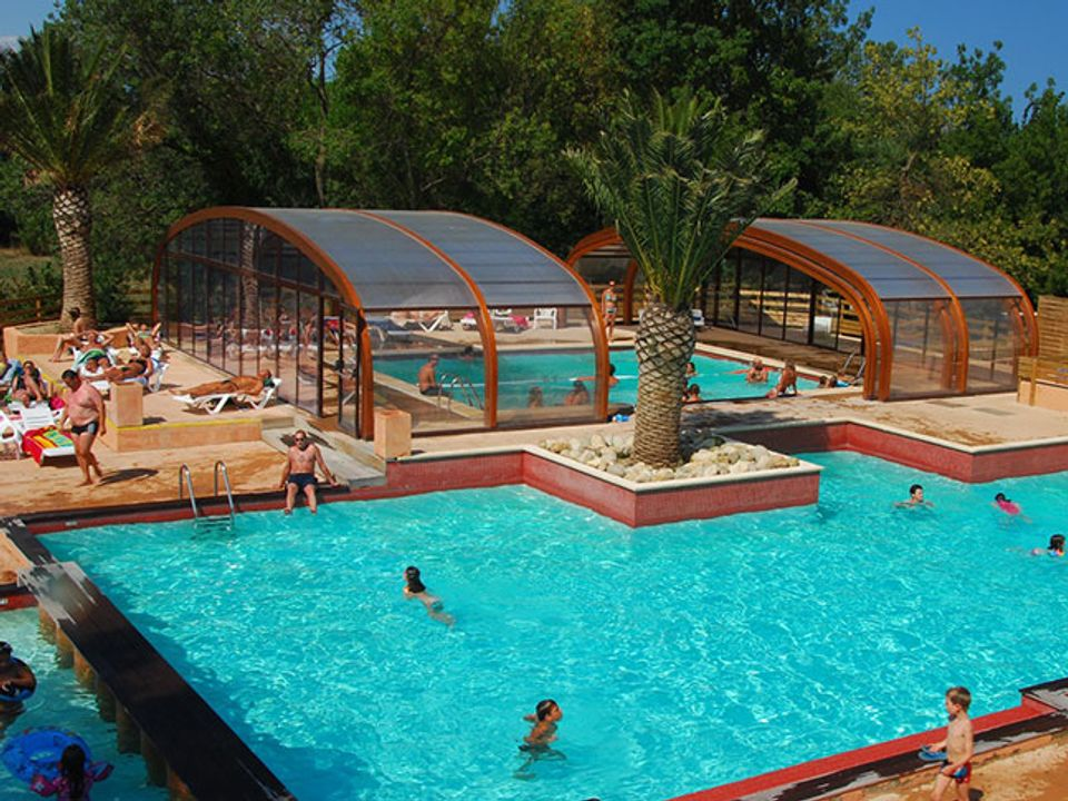 Camping La Chapelle - Camping Pyrenees-Orientales