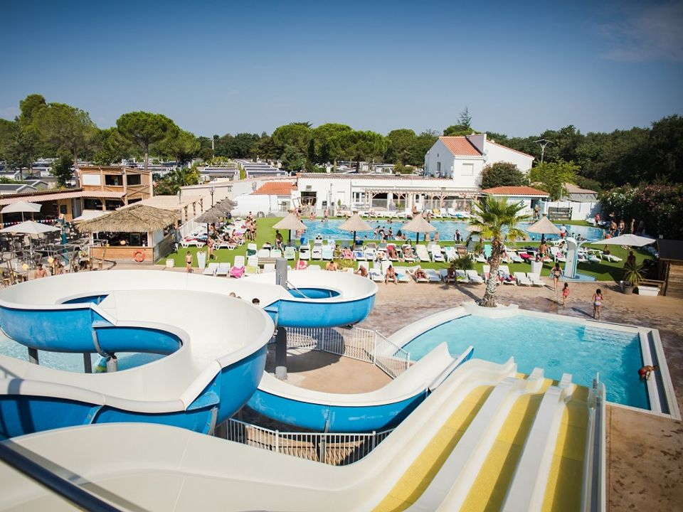 Camping Maeva Club Argelès Vacances - Camping Pyrenees-Orientales