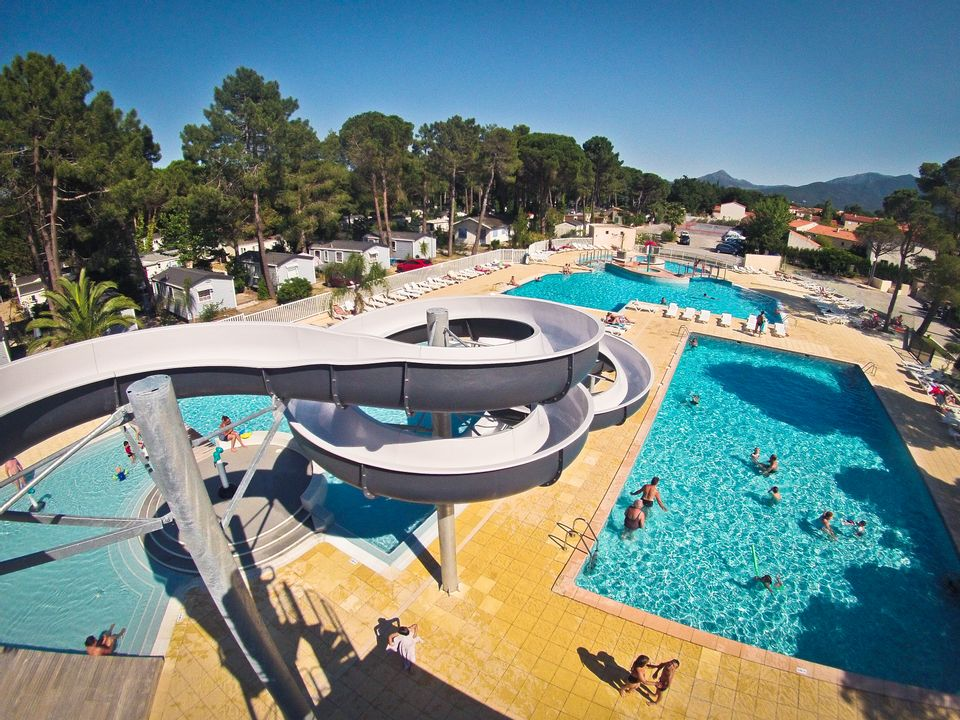 Camping Taxo les Pins  - Camping Pirenei Orientali