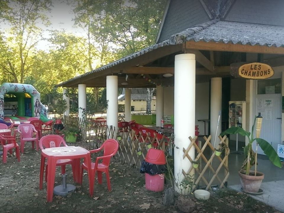 Camping Les Chambons - Camping Indre
