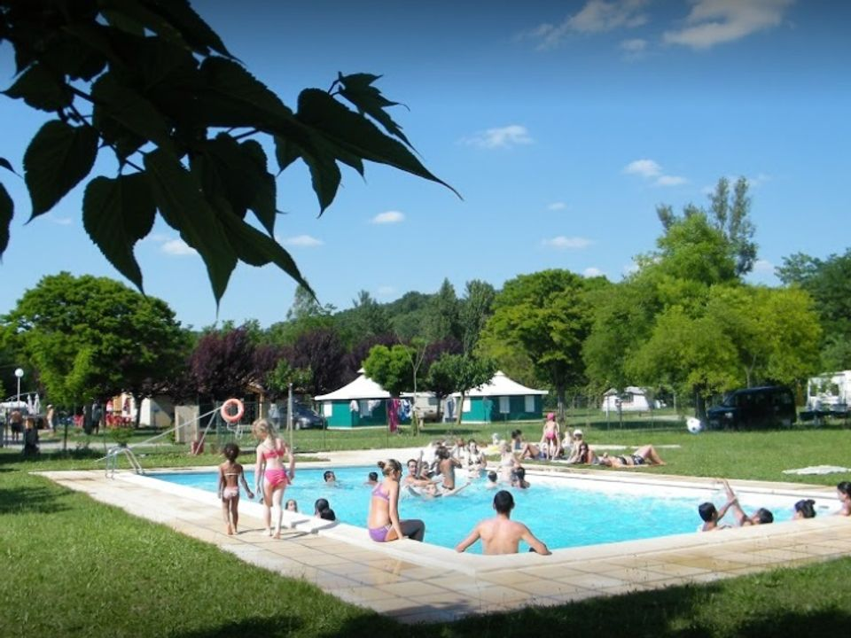 Camping Les Eychecadous - Camping Ariege