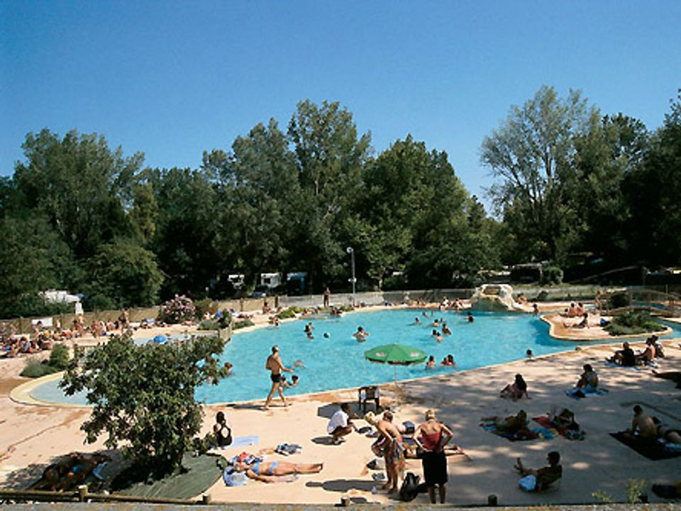 Camping du Pont d'Avignon - Camping Vaucluse