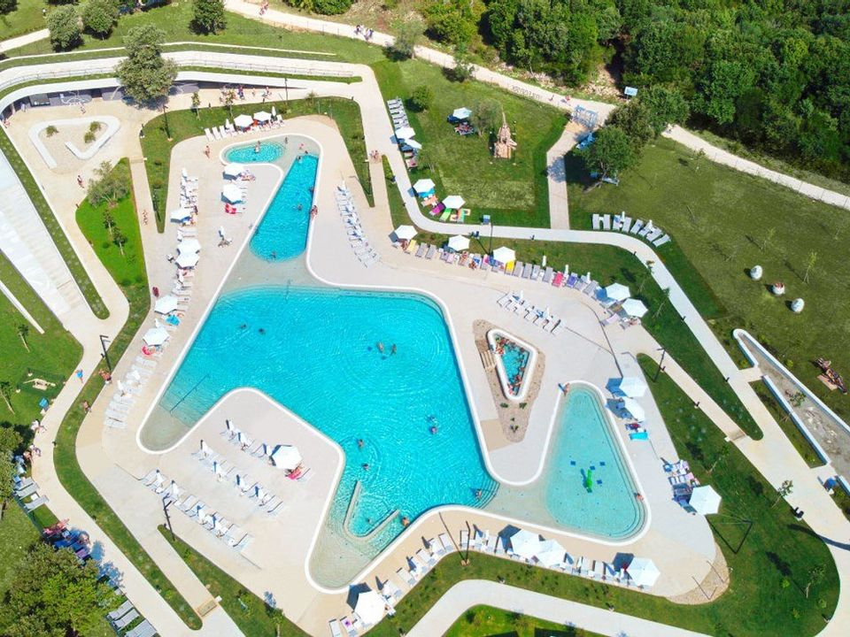 Camping Mon Perin - Camping Istrie