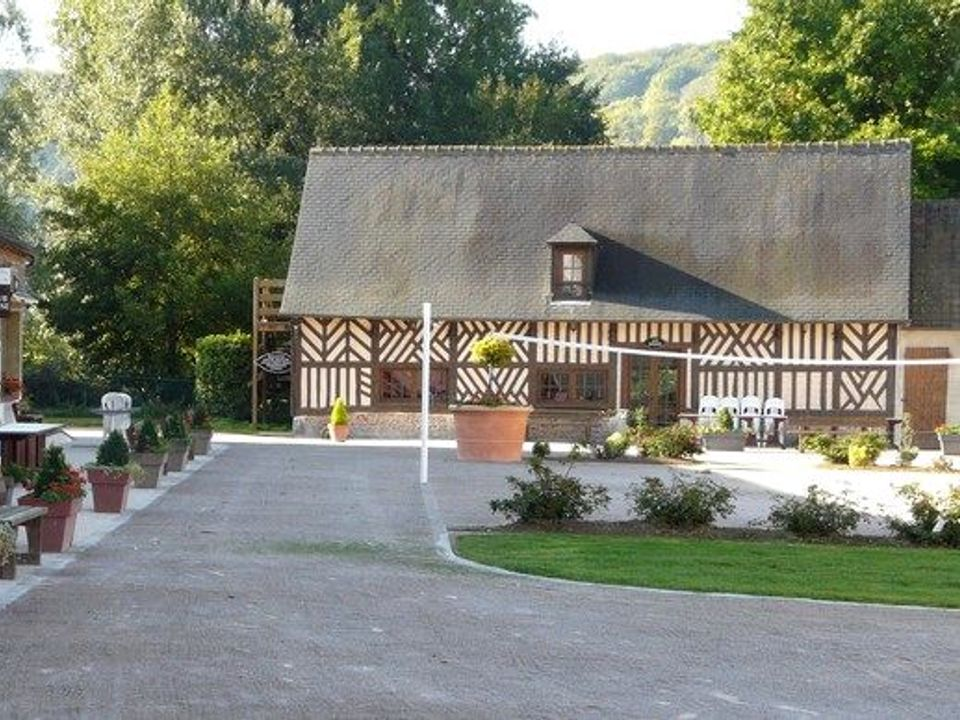 Camping Domaine du Lieu Dieu - Camping Somme