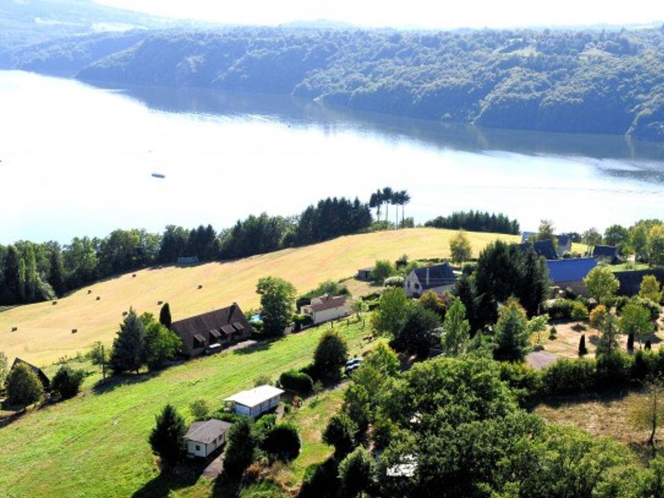 Camping L'Air du Temps  - Camping Cantal
