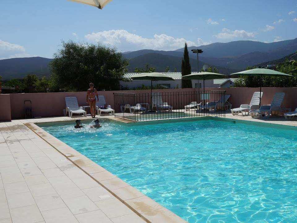 Parc Résidentiel La Listra - Camping Corse du nord