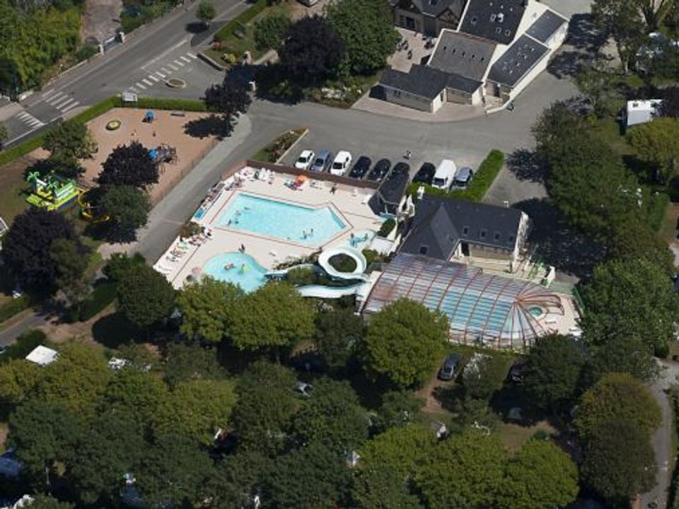 Camping du Poulquer - Camping Finistere