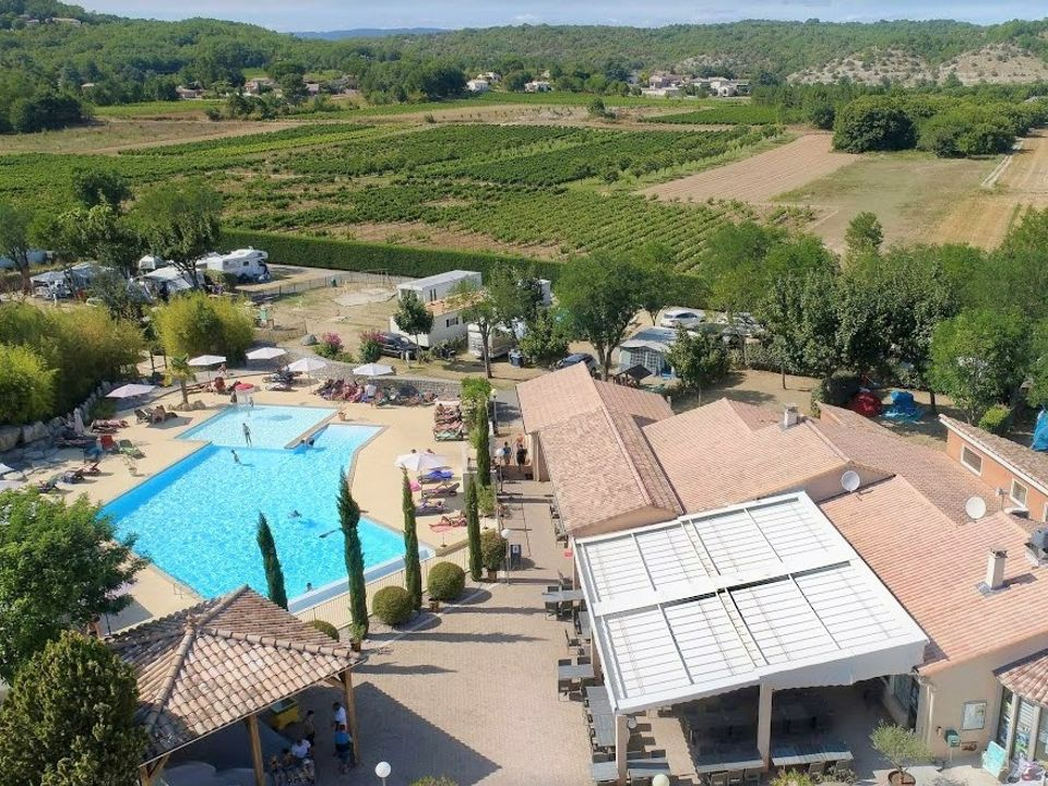 Camping La Rouveyrolle  - Camping