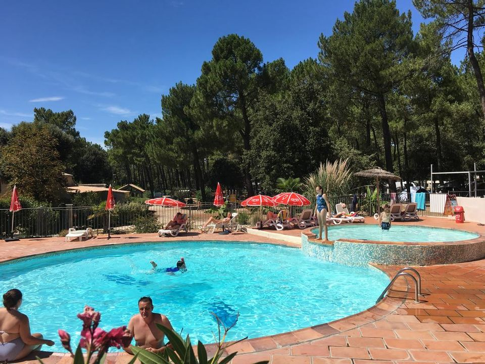 Camping La Simioune - Camping Vaucluse