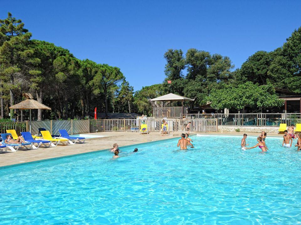 Camping Campo di Liccia - Camping Corse du sud