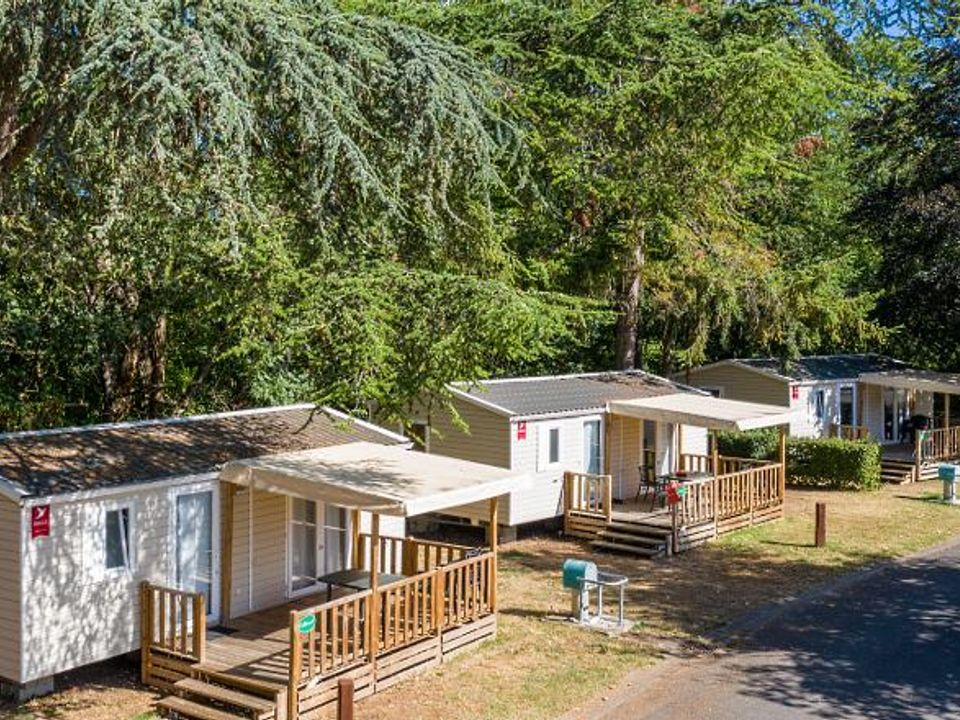 Camping Le Robinson - Camping Cher