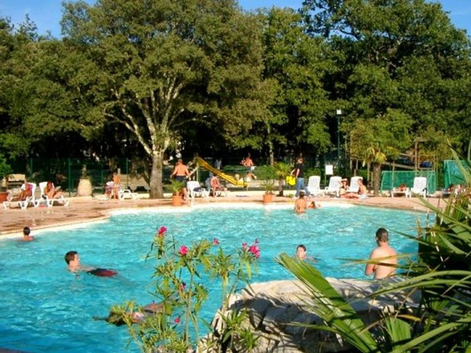 Camping le Val d'Hérault - Camping Herault