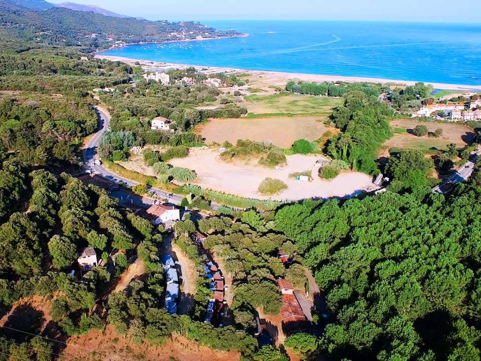 Camping La Liscia  - Camping Corse