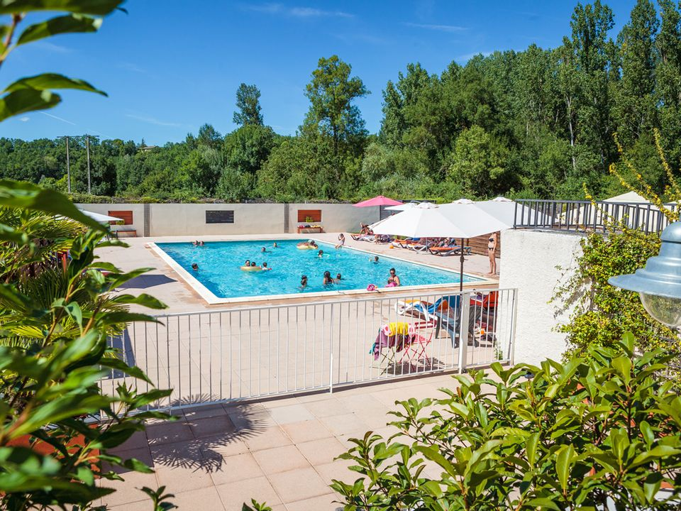 Camping Le Soleil des Bastides - Camping Tarn
