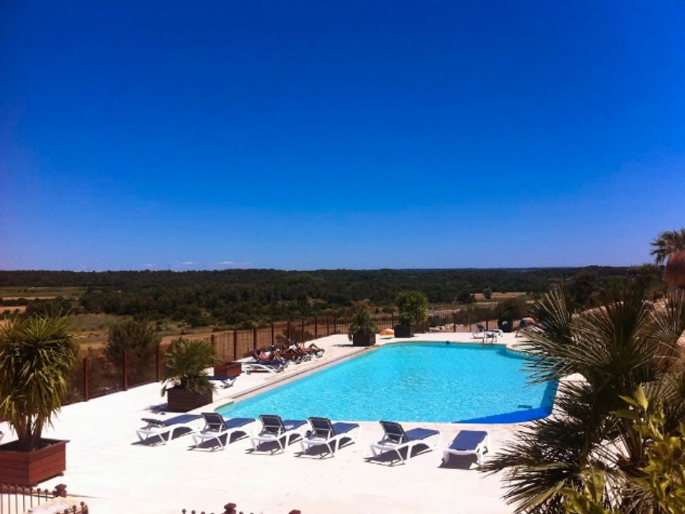 Camping Mer et Camargue - Camping