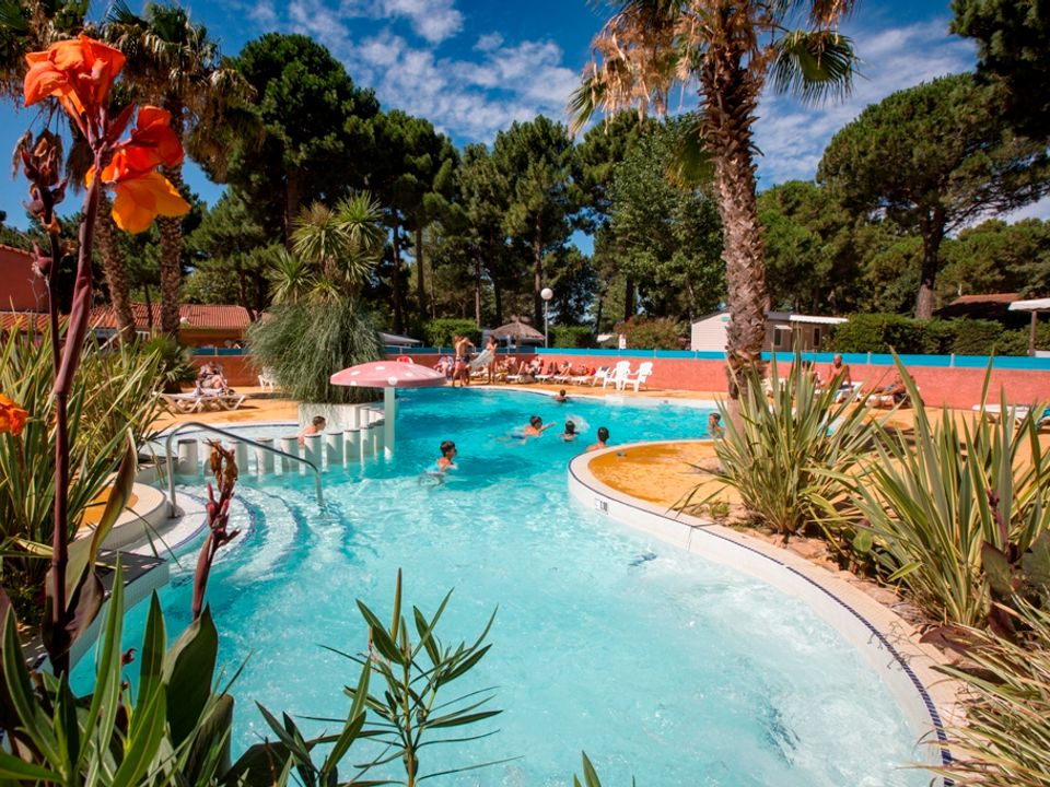 Camping Le Bosquet - Camping Pyrenees-Orientales
