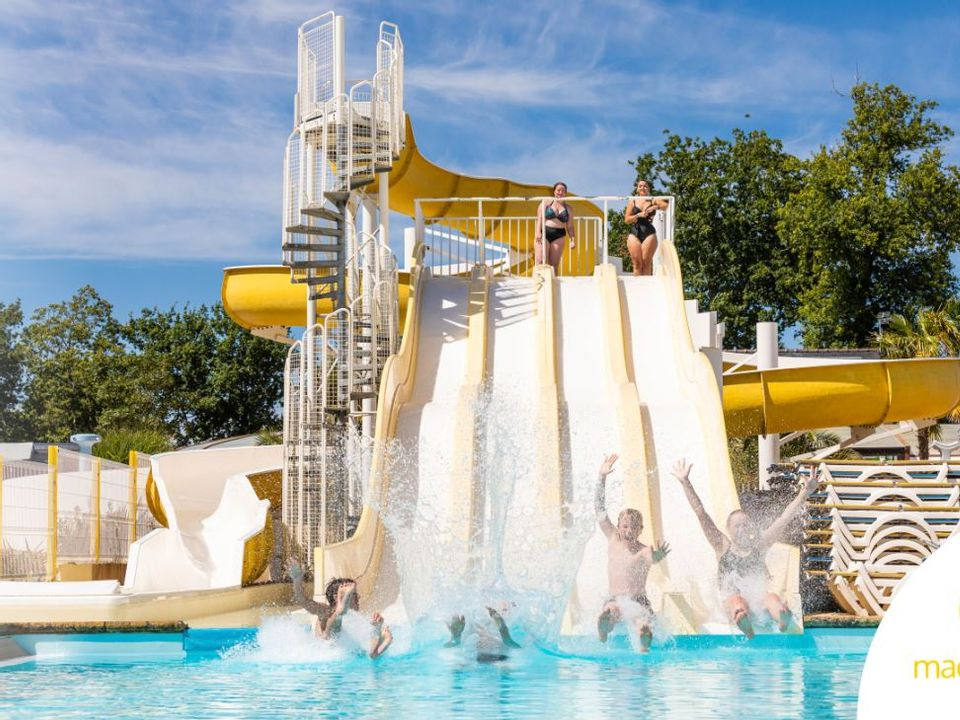 Camping Le Moustoir - Camping