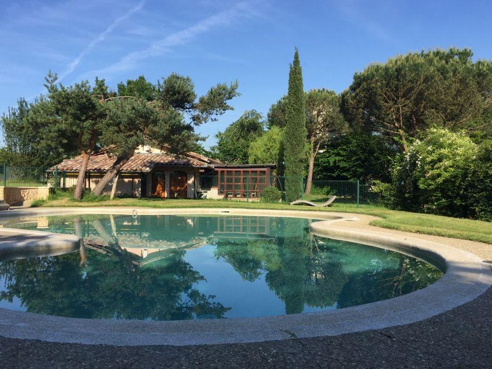 Camping PRE FIXE - Camping Haute-Garonne