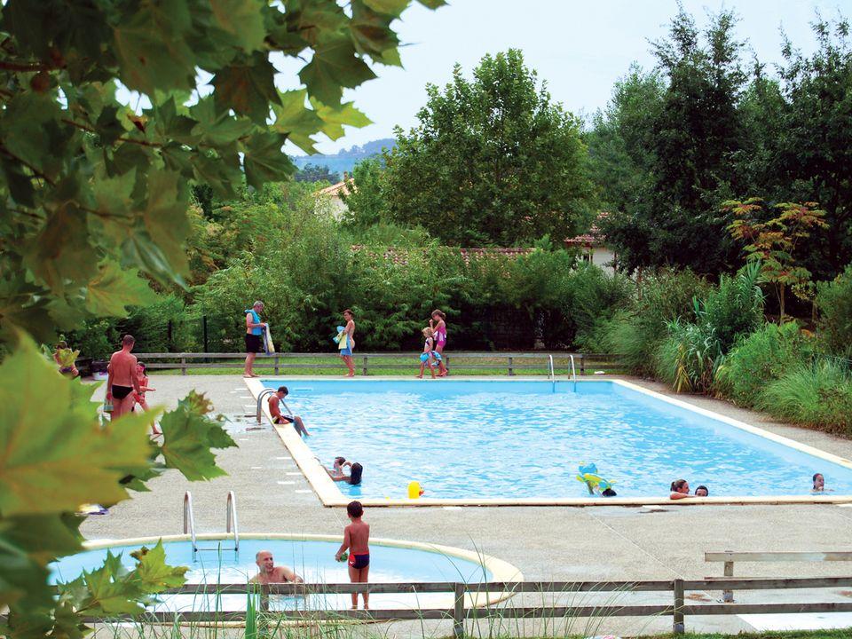 Village Vacances Port Lalande - Camping Lot-et-Garonne