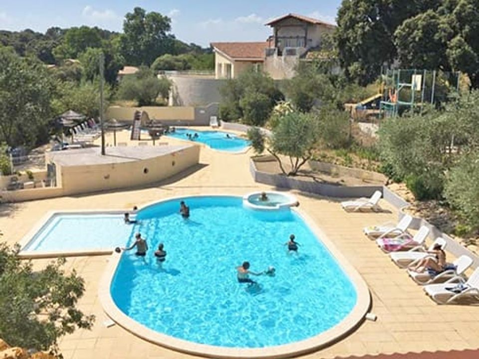Camping Flower Le Fondespierre - Camping Herault