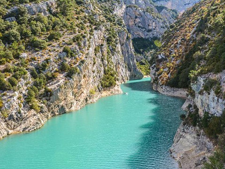 Camping Les Lavandes - Camping Alpes-de-Haute-Provence