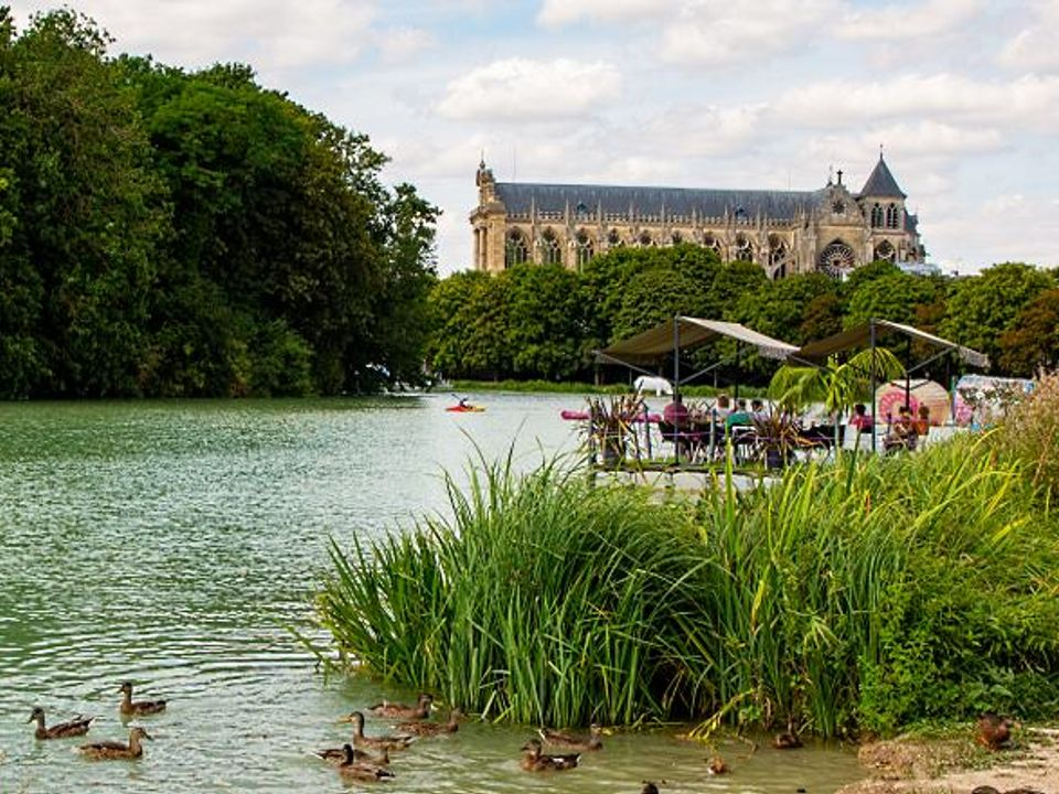 Camping de Chalons en Champagne  - Camping Marne