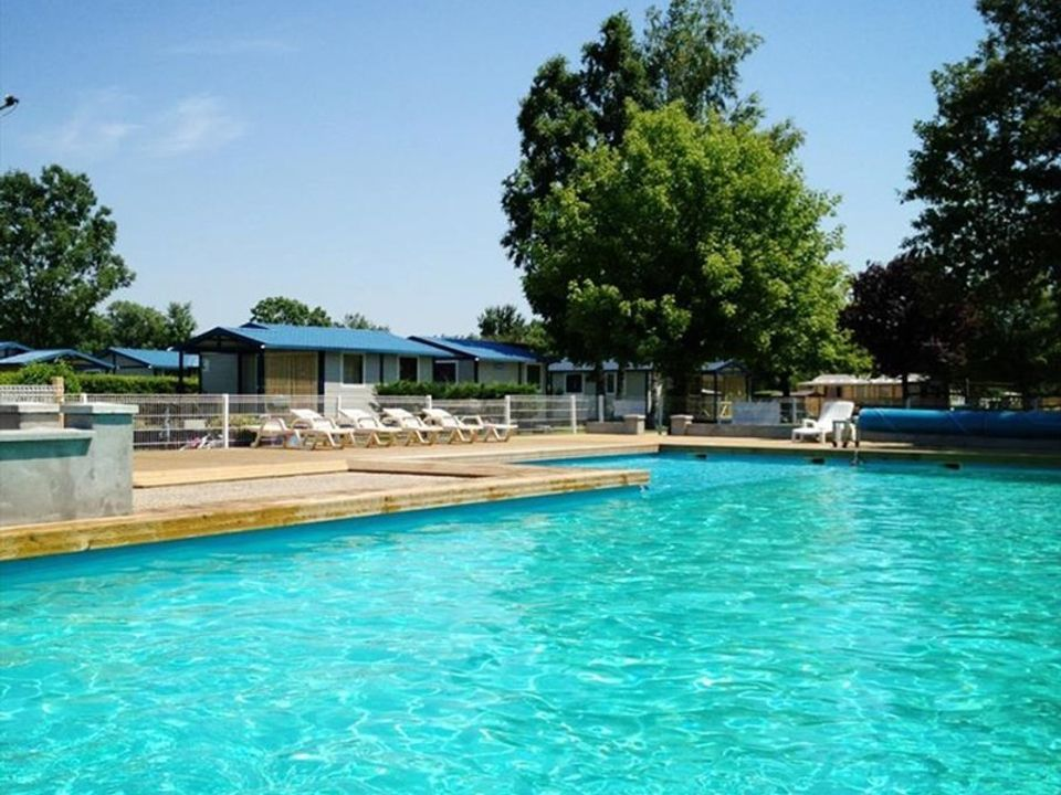 Camping Les Naïades - Camping Ardennes