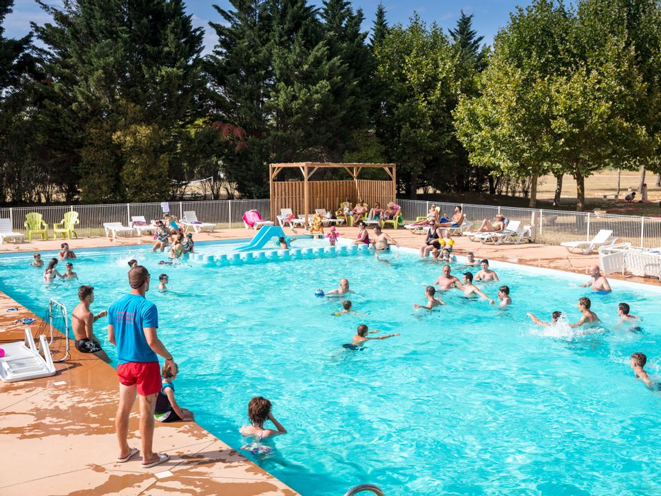 Camping Les Rives du Luberon - Camping Vaucluse