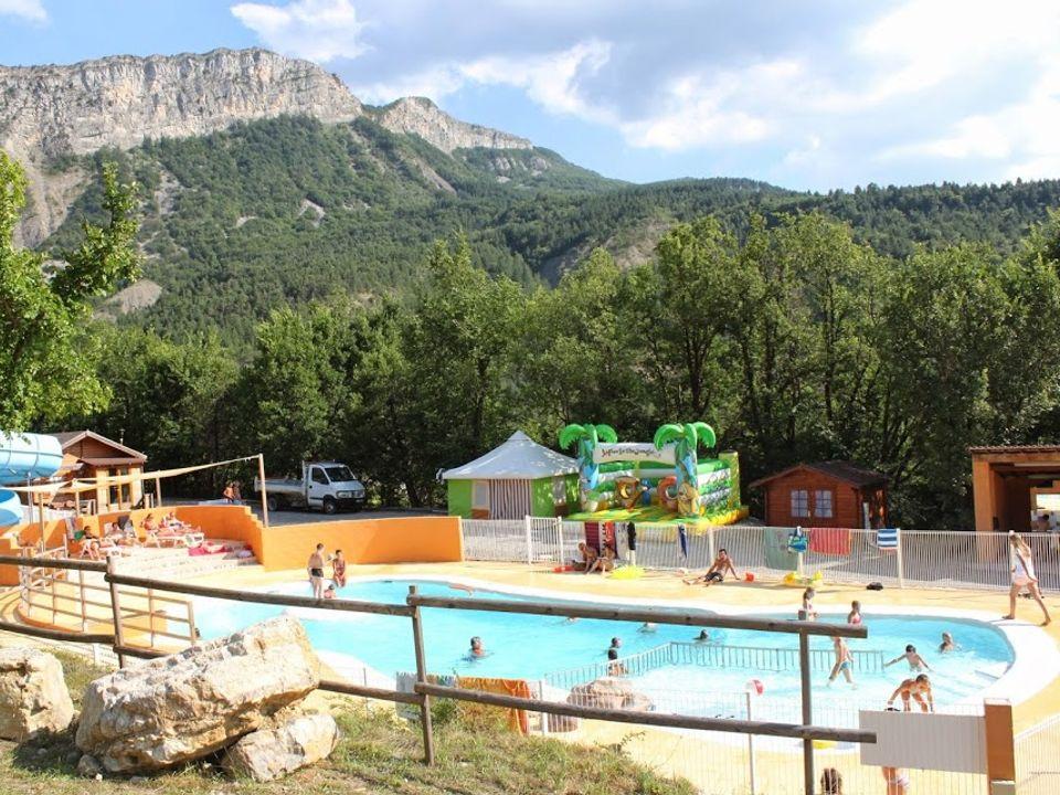 Camping Le Clot du Jay - Camping Alpes-de-Haute-Provence